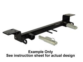 Vehicle Tow Bar Base Plate